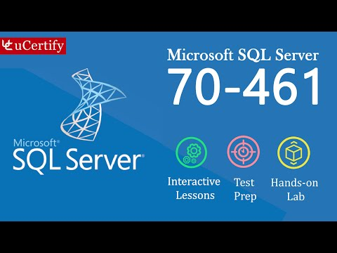 Microsoft 70-461 Complete (Course & labs)