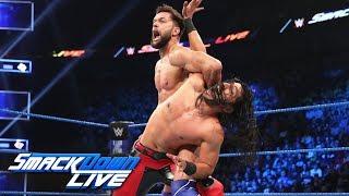 Finn Bálor vs. Ali: SmackDown LIVE, April 16, 2019