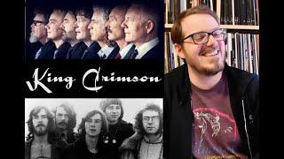 King Crimson: Worst to Best Albums