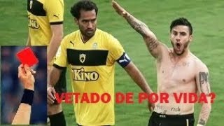 TOP 15 - Expulsiones por celebrar un gol - Red card goal celebration