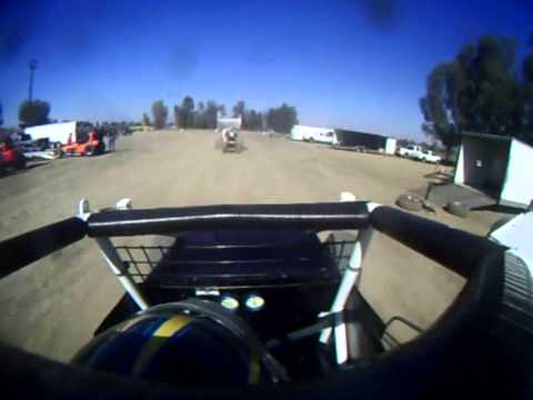 Kings Speedway-Trent Carter Onboard Video - February 22nd 2014