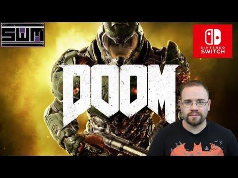 Doom Nintendo Switch - Spawn Wave Plays!