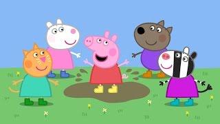 Свинка Пеппа новые серии в хорошем качестве(9 минут)
