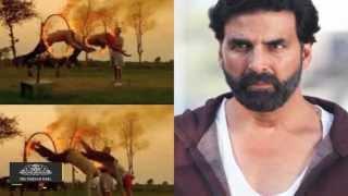 Akshay Kumar | Sustains Burn Injuries During Shoot