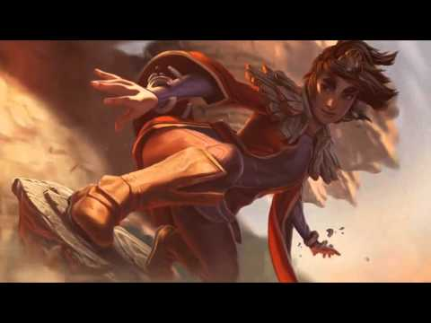Taliyah Login Screen Animation Theme Intro Music Song【1 HOUR】
