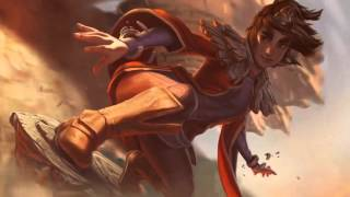 Repeat youtube video Taliyah Login Screen Animation Theme Intro Music Song【1 HOUR】