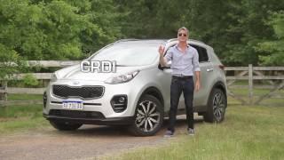 Kia Sportage Diesel 2.0 CRDi - Test - Matías Antico - TN Autos