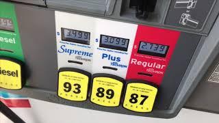 SSR Razkull 125 Fuel Capacity test