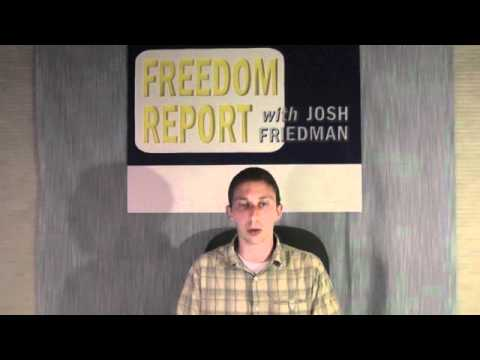 Freedom Report with Josh Friedman 3/5/12: Examining the Death of Andrew Breitbart