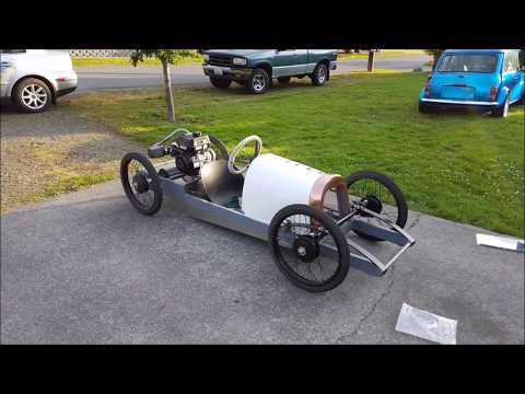 1929 Fiat Gipsy Cyclekart Build
