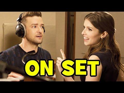 TROLLS Voice Cast B-ROLL - Anna Kendrick, Justin Timberlake, Gwen Stefani - DreamWorks Animation