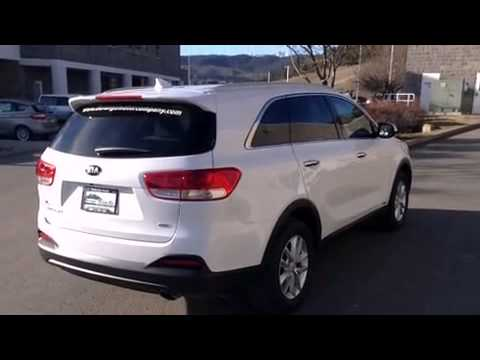 2016 Kia Sorento 2 4l Lx In Durango Co 81301 Youtube