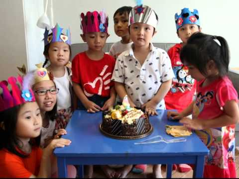 Ronnie 4th Years Old Birthday Party