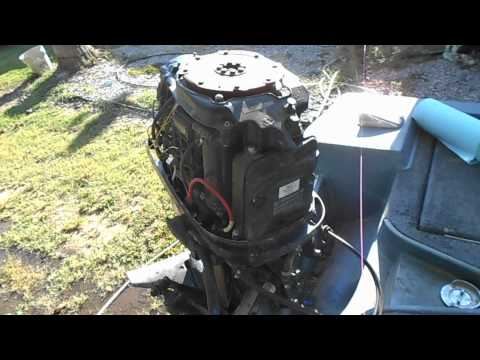 1978 mercury 800 80 hp outboard motor UpDate......