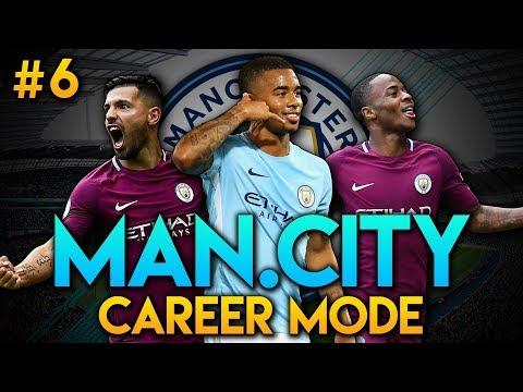 FIFA 18 | Man.City Career Mode | Ep6 | TOTAL FOOTBALL!