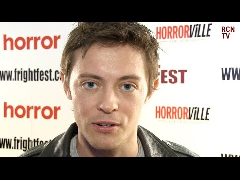 Elliot Langridge  Let's Be Evil Premiere