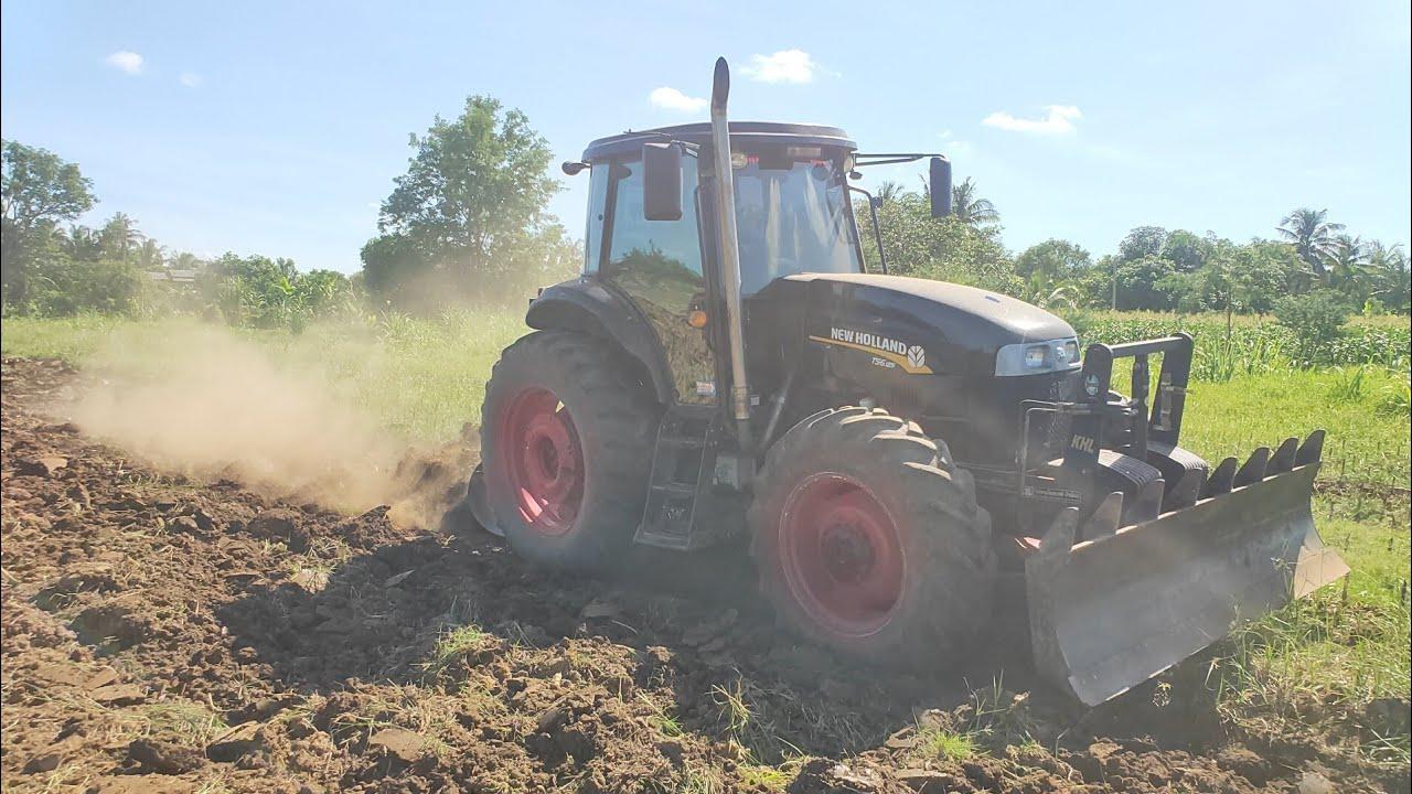 ผานพรวน6จาน ปลอกยัน13.5นิ้ว Ts6.125  #โรงกลึงศรีอู่ทอง#รถไถ #트랙터  #ត្រាក់ទ័រ #Máykéo #Tractor