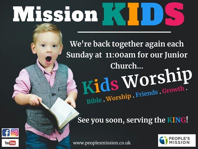 Junior Church Project