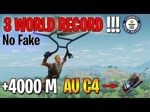 WORLD RECORD SNIPER , C4 , LANCE ROQUETTE !!No Fake