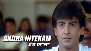 ANDHA INTAQAAM | Bollywood Superhit Action Movie