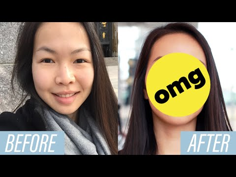 We Tried Using Makeup To Look Older