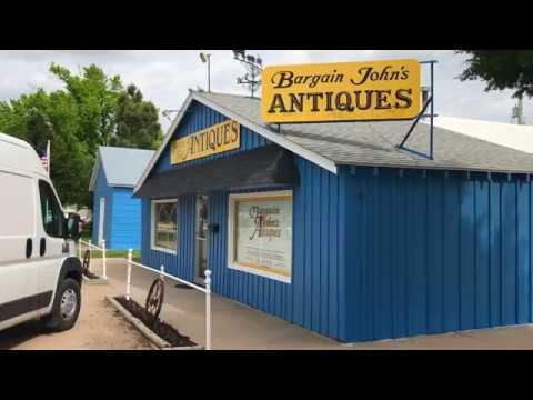 Bargain John's Antique Store