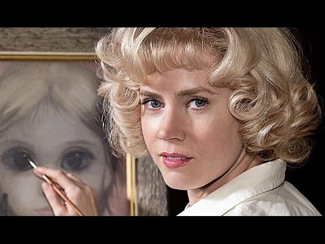 BIG EYES | Trailer deutsch german [HD]