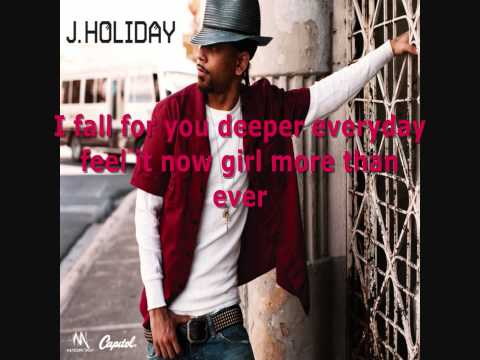 J. Holiday - Forever Ain't Enough (with lyrics)