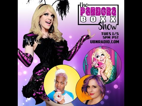 The Pandora Boxx Show #23 w/Todrick Hall and Trixie Mattel