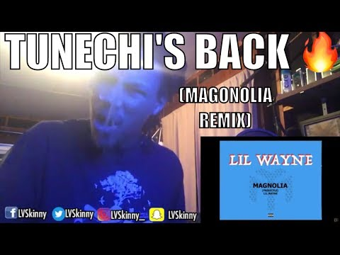 Lil Wayne - Magnolia Remix (Playboi Carti's Song) (Reaction Video)