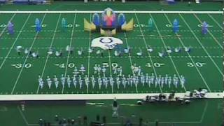 Norwell Marching Knights ISSMA 2002 State Finals performance