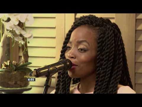 Zanda Zakuza performs
