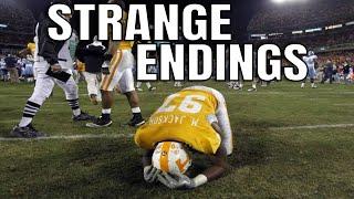 College Football Strangest Endings | Part 2