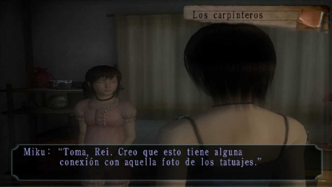 Guia Fatal Frame 3 Español Hora IX - El desencadenamiento (1/2 ...