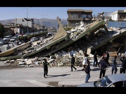 أبرز الزلازل التي ضربت إيران خلال سنوات الماضية  - نشر قبل 5 ساعة