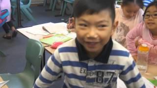 培基中文学校二年级2016年母亲节 上午班视频