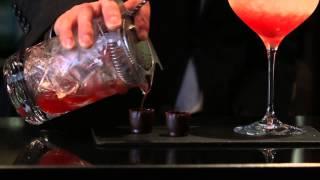 Four Seasons Ritz Lisbon - Bellini Cocktail Recipe