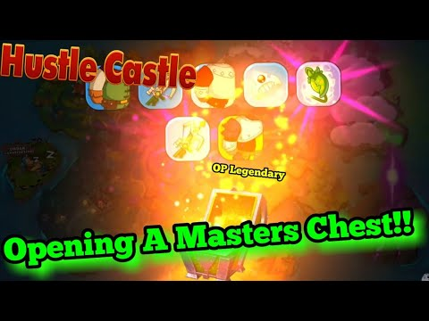 OPENING MASTERS CHEST (Hustle Castle)