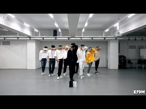 X1 (엑스원) - FLASH Dance Practice (Mirrored)