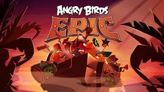 Angry Birds Epic - Official Gameplay Trailer