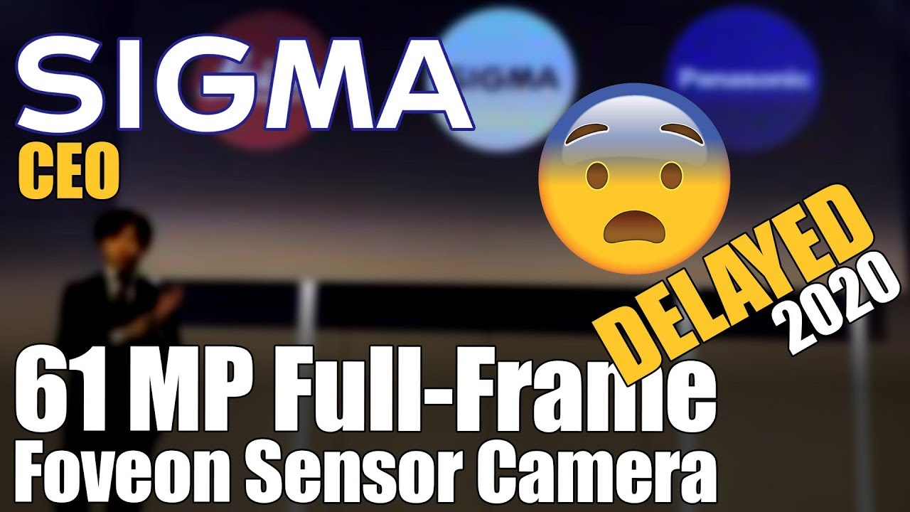 Full Frame Foveon Sigma 61mp Full Frame Foveon Sensor Camera Are You Ready