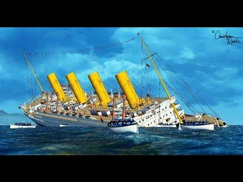 BRITANNIC (BASED ON THE 2000 THEORY)...