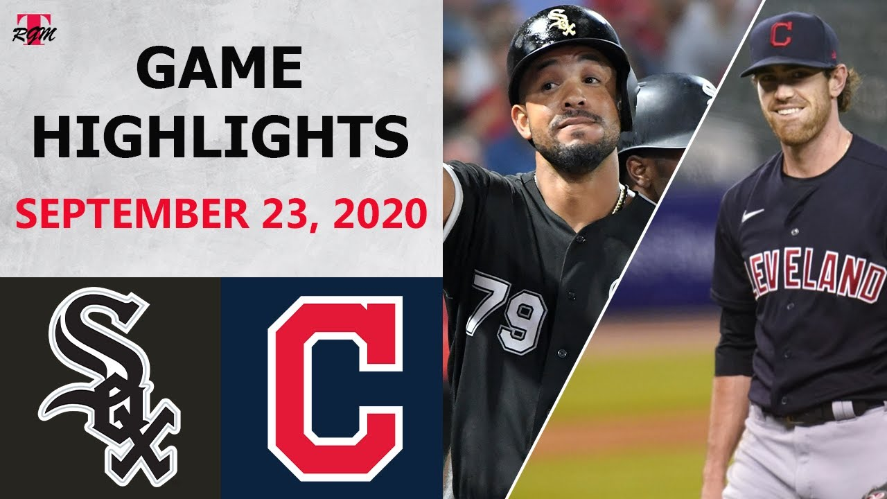 Chicago White Sox vs. Cleveland Indians Highlights | September 23, 2020 (Giolito vs. Bieber)