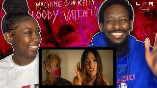 Machine Gun Kelly - Bloody Valentine [Official Video] | Family REACTION 🔥🤘🔥