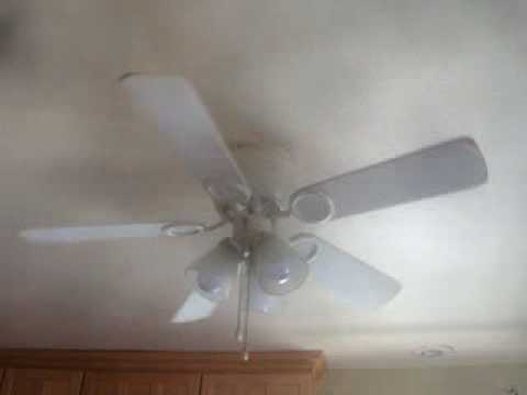 Harbor Breeze Cheshire Ceiling Fan Youtube