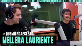 Lucho Mellera y Lucas Lauriente en #QMEE