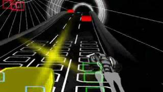 Audiosurf:  Simple Minds - Theme for Great Cities