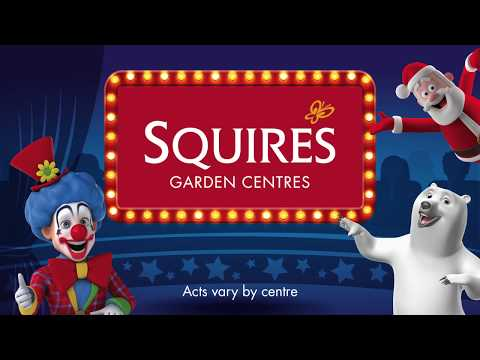 Christmas Circus with Santa at Squire's Badshot Lea, Shepperton, Stanmore & Washington