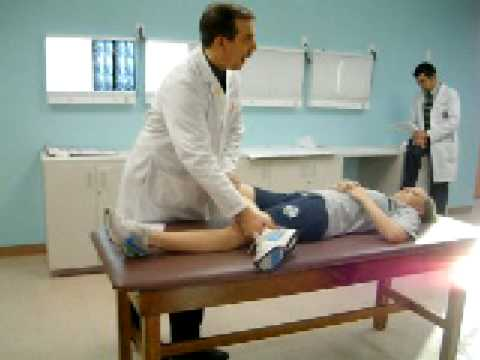 Advanced Musculoskeletal Exam (pt. 4 of 7)