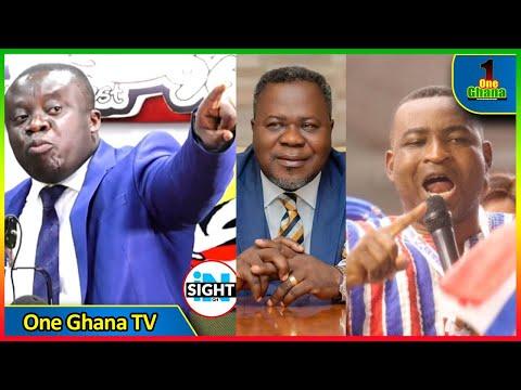 Chairman Wontumi owes Dr Kwaku Oteng 60 billion old cedis- Kwame Tanko f!res Wontumi subtly replies